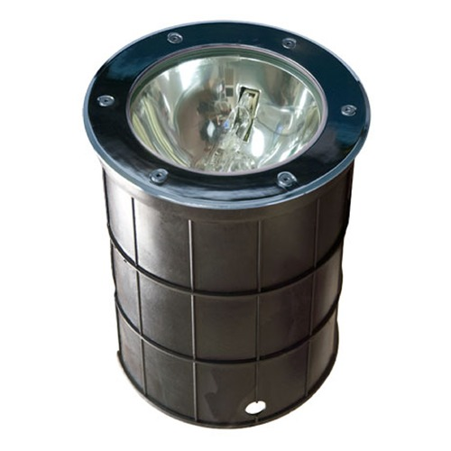 Dabmar Lighting Stainless Steel Stainless Steel In-Ground Well Light DW1352