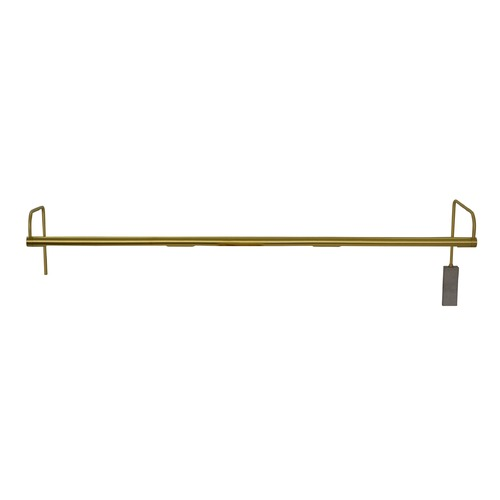House of Troy Lighting House Of Troy Slim-Line Satin Brass LED Picture Light SLEDZ43-51