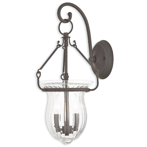 Livex Lighting Livex Lighting Andover Bronze Sconce 50940-07
