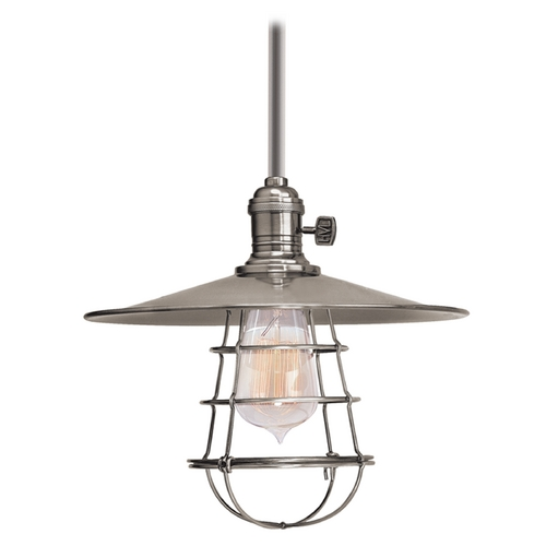 Hudson Valley Lighting Mini-Pendant Light 9001-HN-MS1-WG