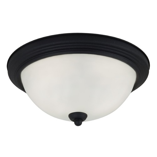 Sea Gull Lighting Sea Gull Lighting Ceiling Flush Mount Blacksmith LED Flushmount Light 7716391S-839