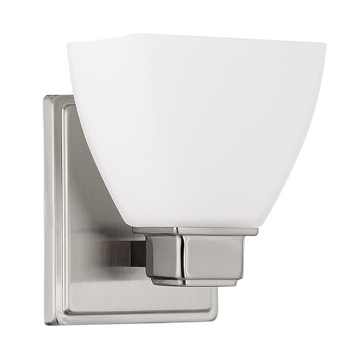 Capital Lighting Capital Lighting Brushed Nickel Sconce 8511BN-216