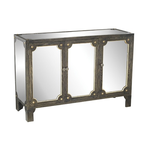 Sterling Lighting Sterling Jules Mirrored Cabinet 3183-008