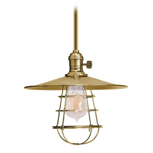 Hudson Valley Lighting Mini-Pendant Light 9001-OB-MS1-WG