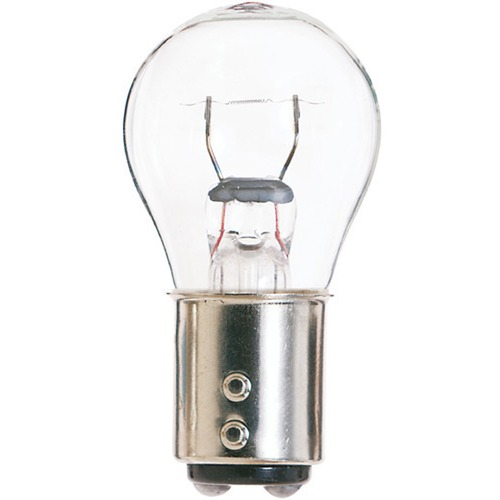 Satco Lighting Incandescent S8 Light Bulb Bayonet Base 12V by Satco S6961