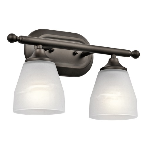 Kichler Lighting Kichler Lighting Ansonia Bathroom Light 5447OZ
