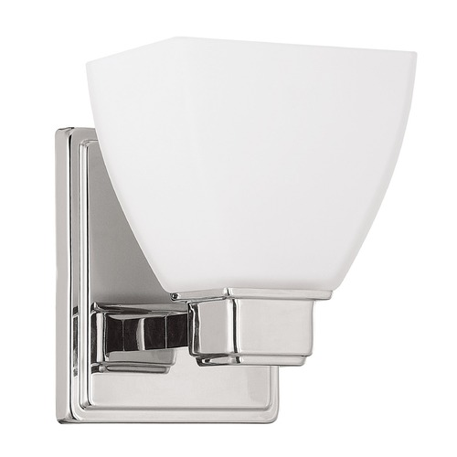 Capital Lighting Capital Lighting Polished Nickel Sconce 8511PN-216