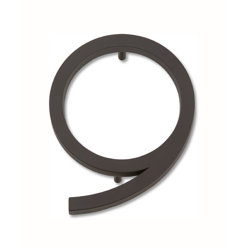 Atlas Homewares Bronze House Number AVN9-O