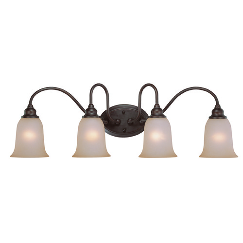 Jeremiah Lighting Jeremiah Linden Lane Old Bronze Bathroom Light 26304-OB
