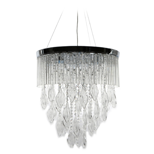 Avenue Lighting Avenue Lighting Broadway Chrome Pendant Light HF1012-CLR