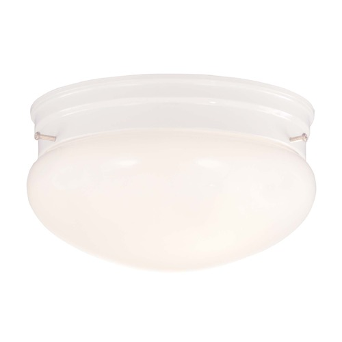 Savoy House Savoy House White Flushmount Light 922-WHT