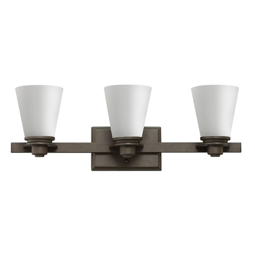 Hinkley Lighting Hinkley Lighting Avon Buckeye Bronze Bathroom Light 5553KZ-GU24