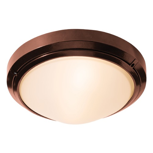 Access Lighting Access Lighting Oceanus Bronze LED Close To Ceiling Light 20355LEDDMG-BRZ/FST