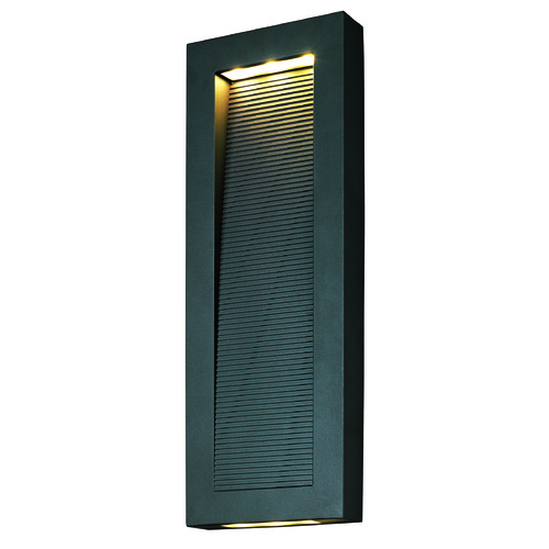 Maxim Lighting Maxim Lighting Avenue Architectural Bronze LED Outdoor Wall Light 54354ABZ