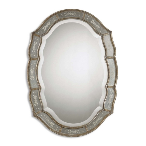 Uttermost Lighting 24.88-Inch Mirror 12530B