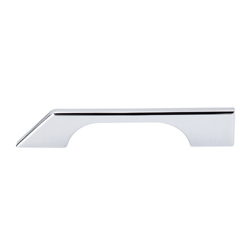 Top Knobs Hardware Modern Cabinet Pull in Polished Chrome Finish TK14PC