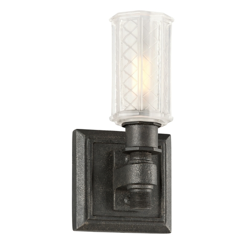 Troy Lighting Troy Lighting Vault Aged Pewter Sconce B4231