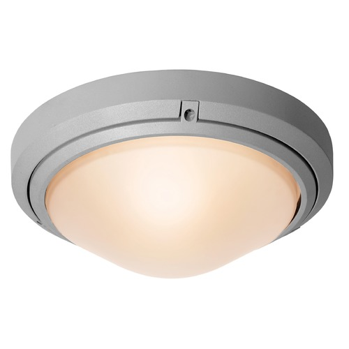 Access Lighting Access Lighting Oceanus Satin Nickel LED Close To Ceiling Light 20355LEDDMG-SAT/FST
