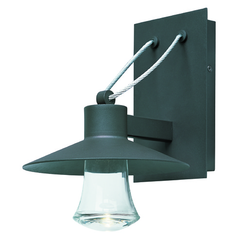 Maxim Lighting Maxim Lighting Civic Architectural Bronze LED Outdoor Wall Light 54360CLABZ