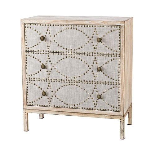 Sterling Lighting Sterling Albiera 3 Drawer Cabinet 3183-014