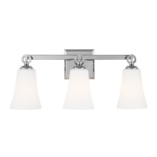 Feiss Lighting Feiss Lighting Monterro Chrome Bathroom Light VS23703CH