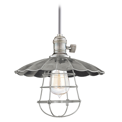 Hudson Valley Lighting Mini-Pendant Light 9001-HN-MS2-WG