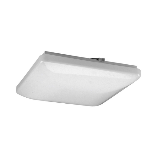 Progress Lighting Progress Flushmount Light with White in White Finish P7382-30