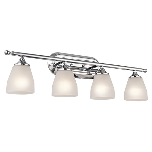 Kichler Lighting Kichler Lighting Ansonia Bathroom Light 5449CH
