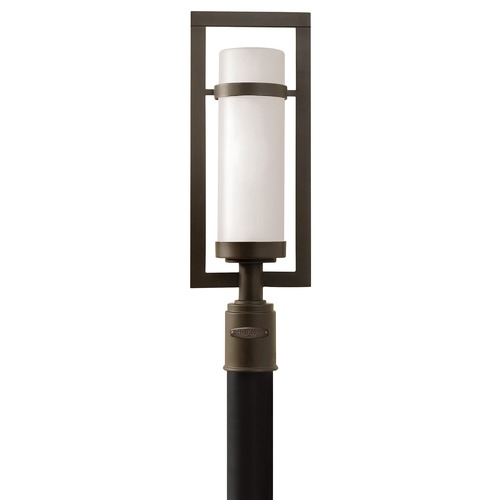 Hinkley Lighting Hinkley Lighting Cordillera Buckeye Bronze Post Light 1697KZ-GU24