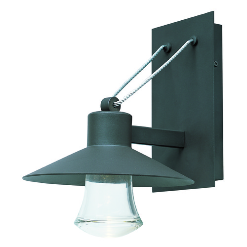 Maxim Lighting Maxim Lighting Civic Architectural Bronze LED Outdoor Wall Light 54362CLABZ