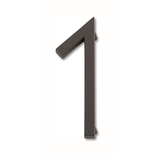 Atlas Homewares Bronze House Number AVN1-O