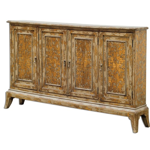 Uttermost Lighting Uttermost Maguire 4 Door Cabinet 25601