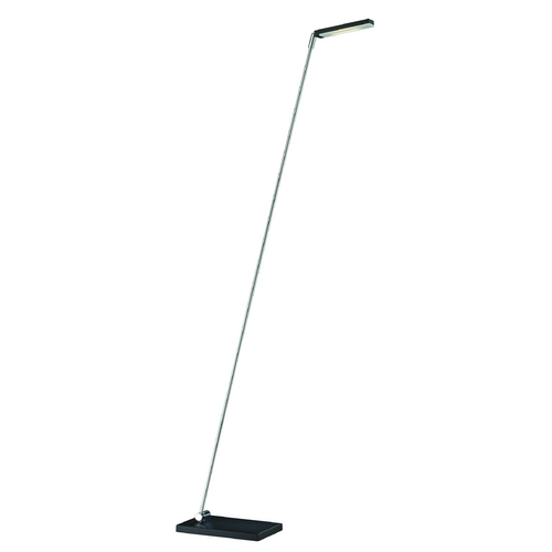 Lite Source Lighting Lite Source Lighting Liko Black LED Floor Lamp LS-82328