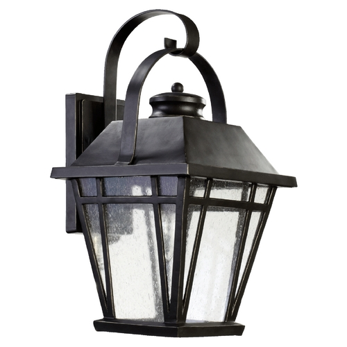Quorum Lighting Quorum Lighting Baxter Old World Outdoor Wall Light 764-9-95