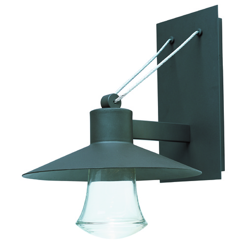 Maxim Lighting Maxim Lighting Civic Architectural Bronze LED Outdoor Wall Light 54364CLABZ