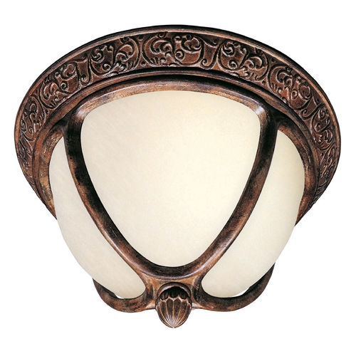 Maxim Lighting Maxim Lighting Knob Hill Ee Sienna Close To Ceiling Light 85469SFSE