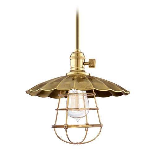 Hudson Valley Lighting Mini-Pendant Light 9001-PN-MS2-WG