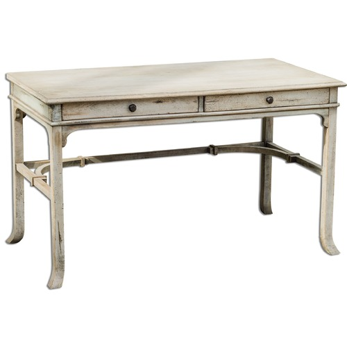 Uttermost Lighting Uttermost Bridgely Aged Writing Desk 25602