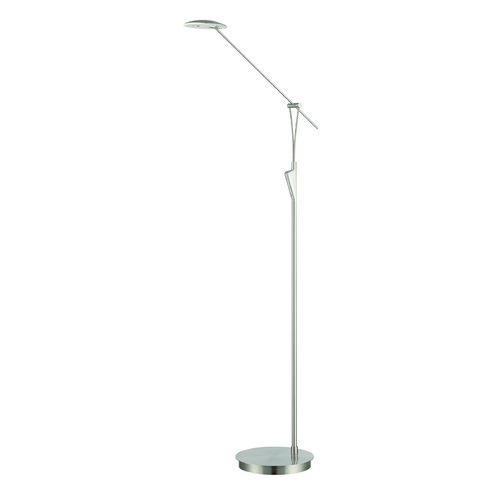 Lite Source Lighting Lite Source Lighting Kamana Chrome LED Floor Lamp LS-82329