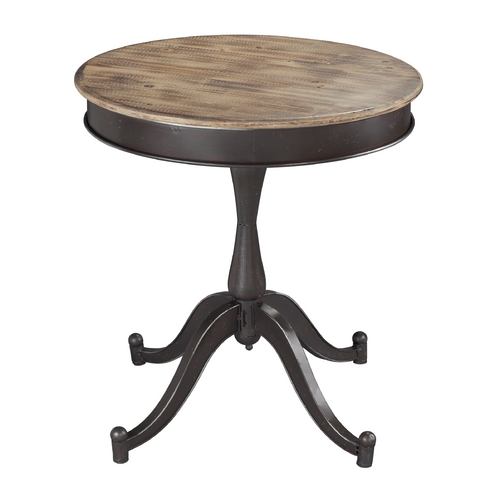 Sterling Lighting Sterling Lighting Restoration Grey Coffee & End Table 138-047