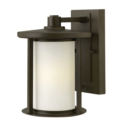 Hinkley Lighting Hinkley Lighting Hudson Oil Rubbed Bronze LED Outdoor Wall Light 1910OZ-LED