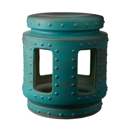 Dimond Lighting Copper Patina Throne Stool 857043