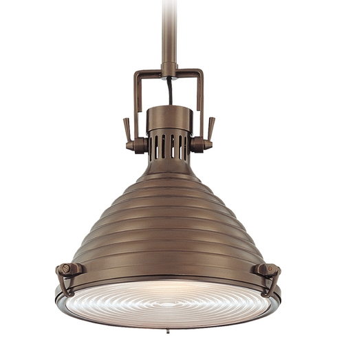 Hudson Valley Lighting Modern Mini-Pendant Light 5109-HB