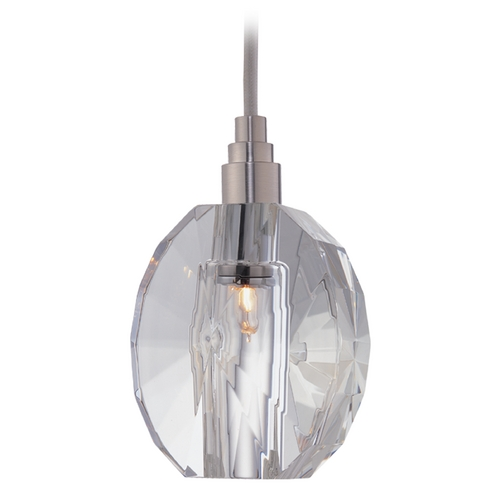 Hudson Valley Lighting Modern Mini-Pendant Light 3511-SN-S-005