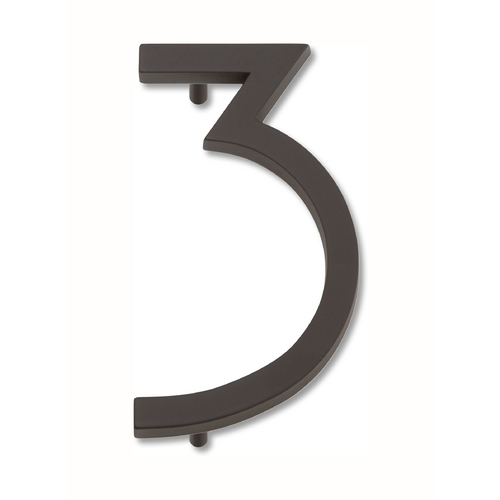 Atlas Homewares Bronze House Number AVN3-O