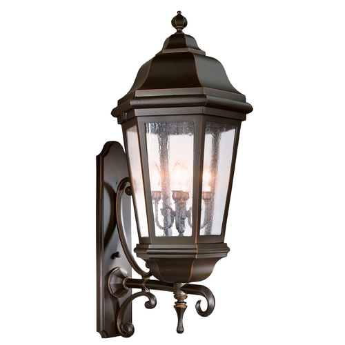 Troy Lighting Troy Lighting Verona Bronze Outdoor Wall Light BCD6836BZ