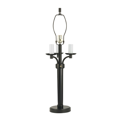 Dolan Designs Lighting Bronze Table Lamp with Four Lights 13641-46