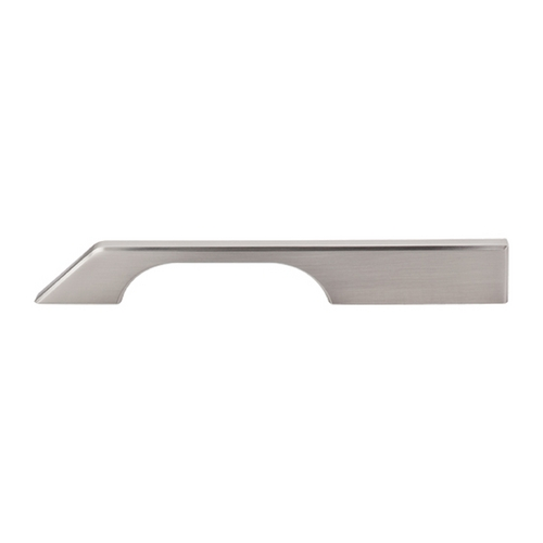 Top Knobs Hardware Modern Cabinet Pull in Brushed Satin Nickel Finish TK15BSN