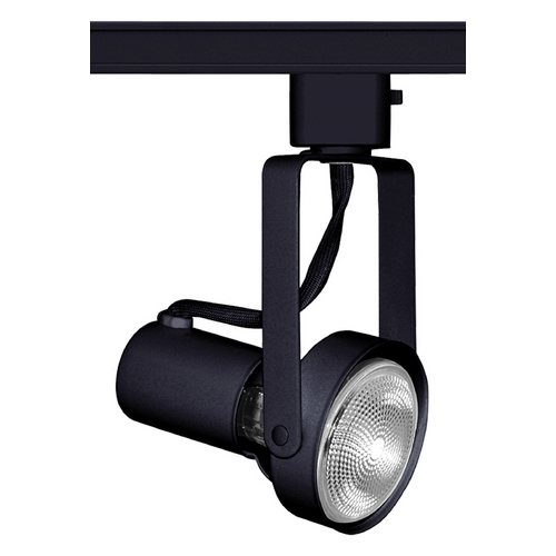 Juno Lighting Group Track Light Head in Black Finish T687 BL