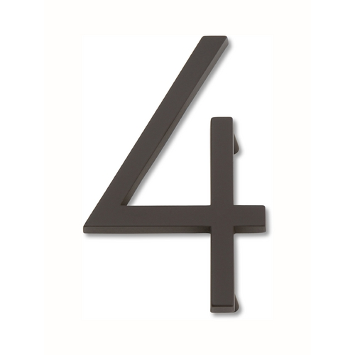 Atlas Homewares Bronze House Number AVN4-O